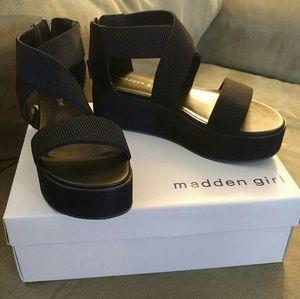 Madden Girls Platform Sandals